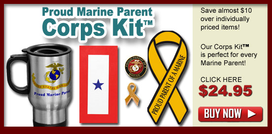 corps kit for marine parents