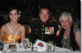 Wounded Warriors Birthday Ball