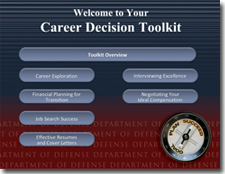 DoD Online Career Transition Toolkit