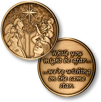 Connecting Hearts Deployment Star Coin
