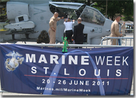 Meet Us at Marine Week!
