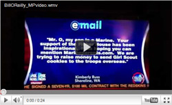 Click here to see our shout-out on The O'Reilly Factor!