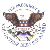 President's Volunteer Service Awards