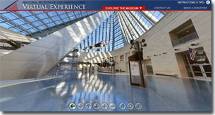 National Marine Corps Museum Virtual Experience